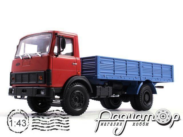 МАЗ-5337 бортовой (1987) H206