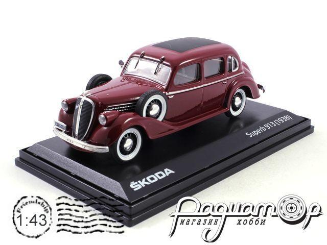 Skoda Superb 913 (1938) 143ABH-904BF (PV)