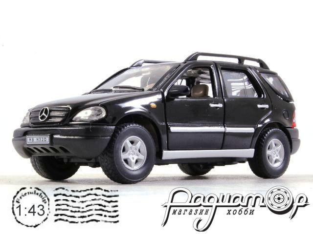 Mercedes-Benz ML 320 (W163) (1997) 46548 (VZ)