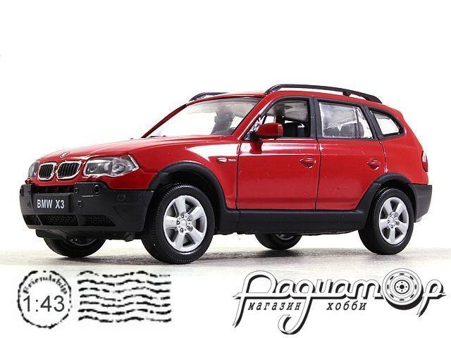 BMW X3 (2003) 80106 (TI)