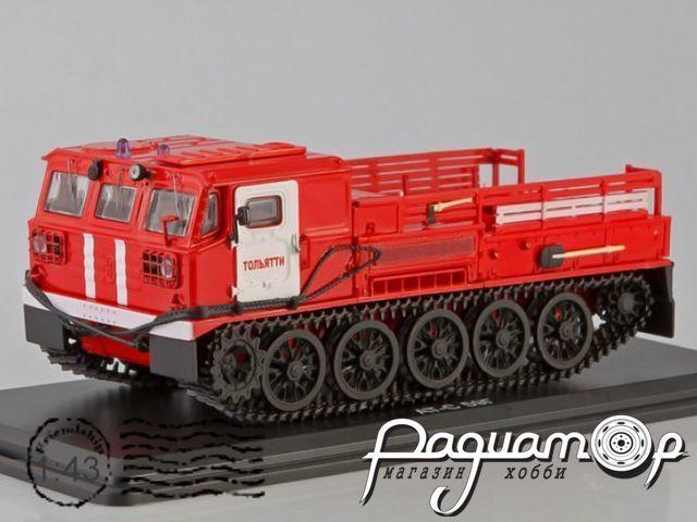 АТС-59Г пожарный, г. Тольятти (1970) SSM3008