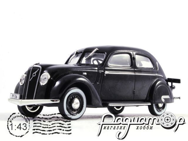 Volvo Pv36 Carioca 1935 Wb142 Whitebox