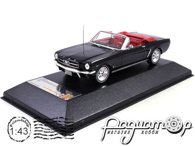 Ford Mustang Convertible (1965) PRD251