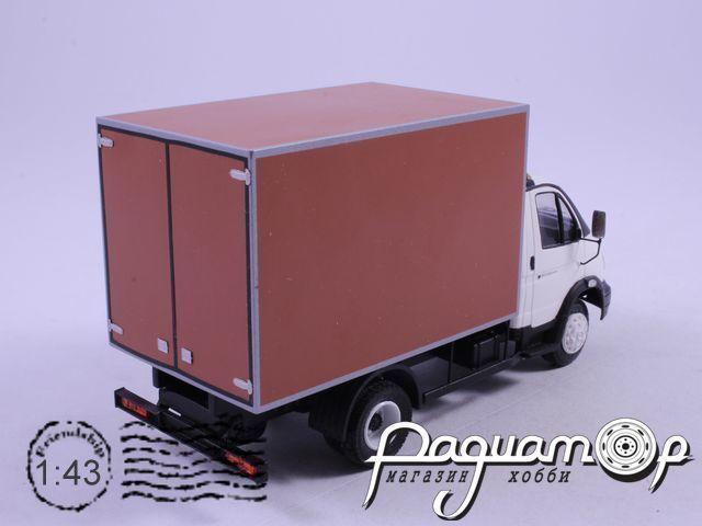 ГАЗ-3310 «Валдай» изотермический фургон (2003) NIK085