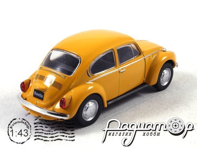 Автолегенды Мира №4, Volkswagen 1302 LS (1970)