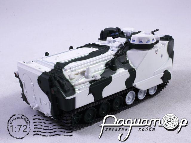 Боевые машины мира №19, AAPV7A1 (1972)
