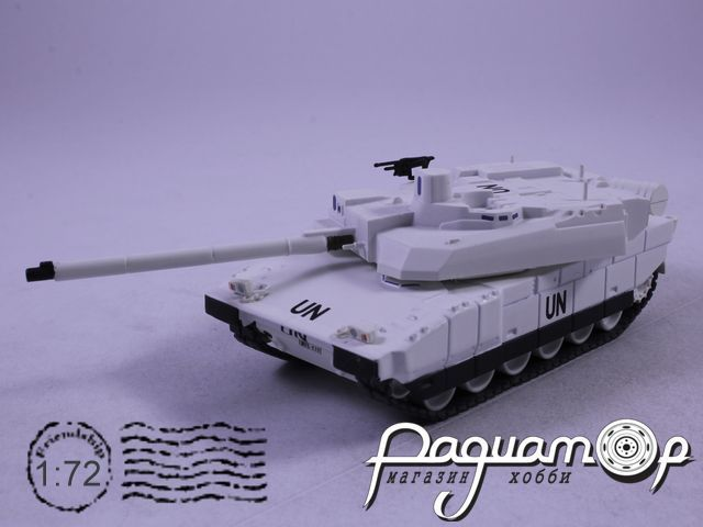 Боевые машины мира №17, AMX-56 Leclerc (1992)