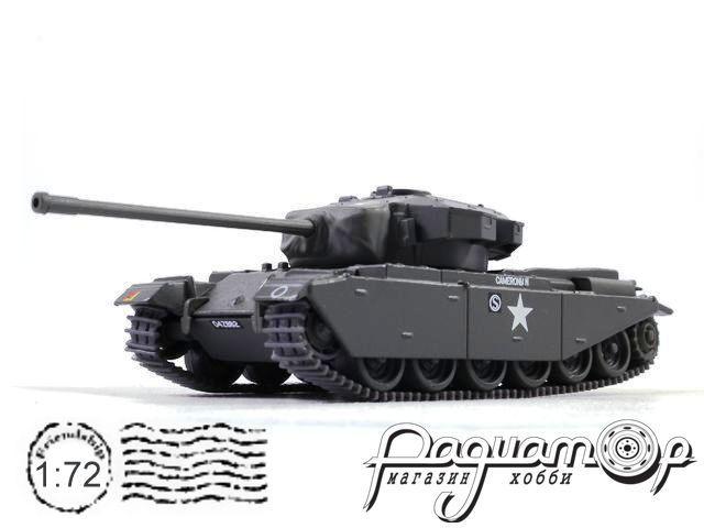 Боевые машины мира №16, Centurion Mk.III (1945)