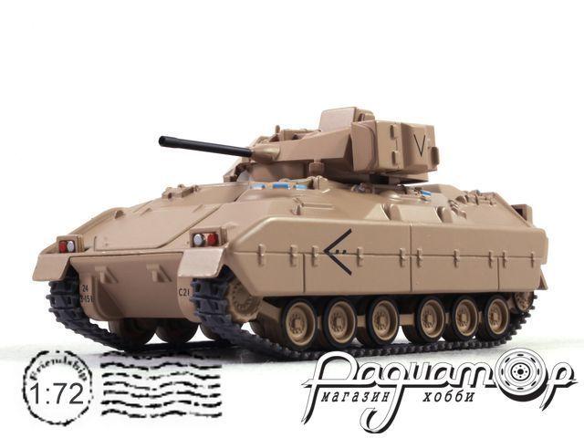 Боевые машины мира №14, M2 Bradley (1991)