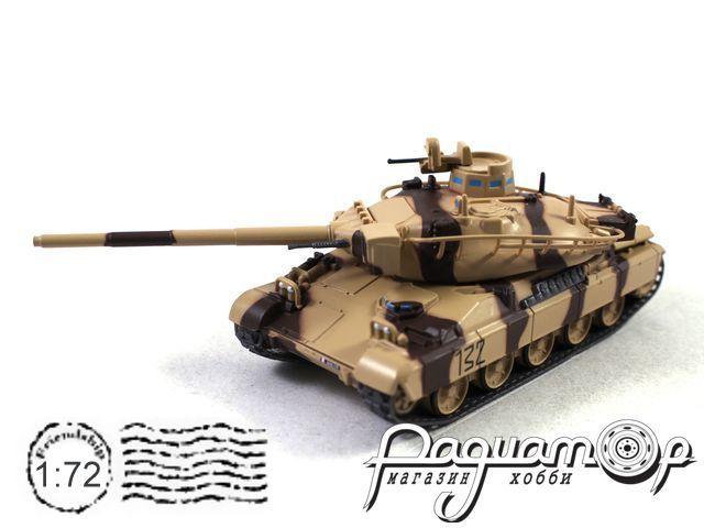 Боевые машины мира №12, AMX-30 (1982)
