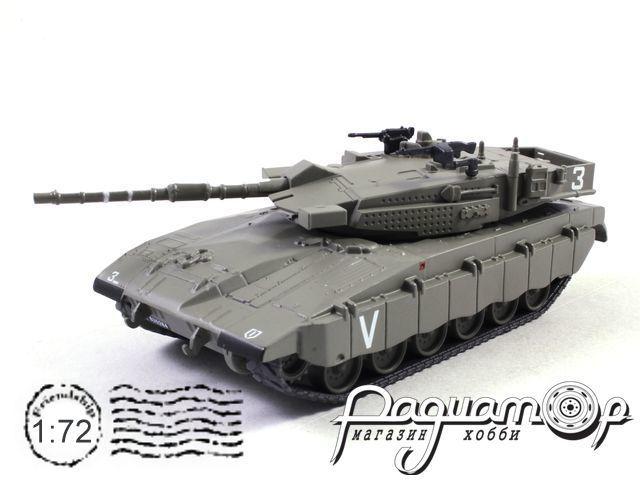Боевые машины мира №11, Merkava Mk.3 (1990)