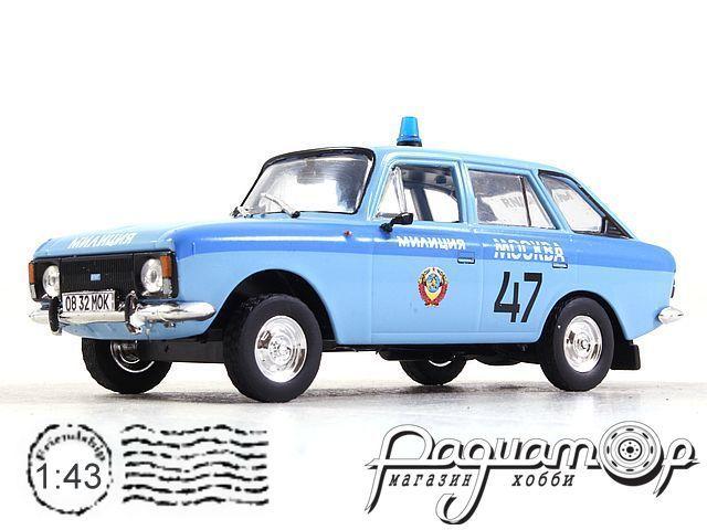 ИЖ-21251 Милиция СССР (1982) 0340