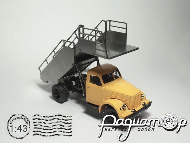 Сборная модель Автотрап АГТА-51 для ГАЗ-51А MM2026