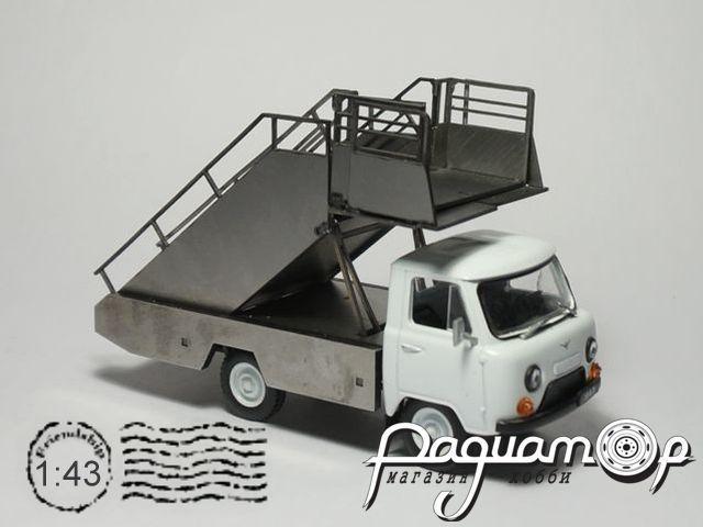 Сборная модель Автотрап ТПС-22 для УАЗ-452Д MM2027