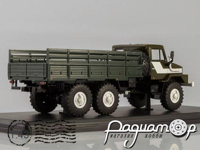 УРАЛ-43223 бортовой с тентом (1991) SSM1221