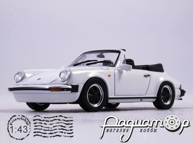 Porsche 911 SC Cabriolet (1983) 7114004 (V)