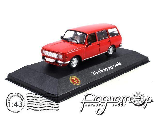 Wartburg 353 Kombi (1966) 7230024 (V)