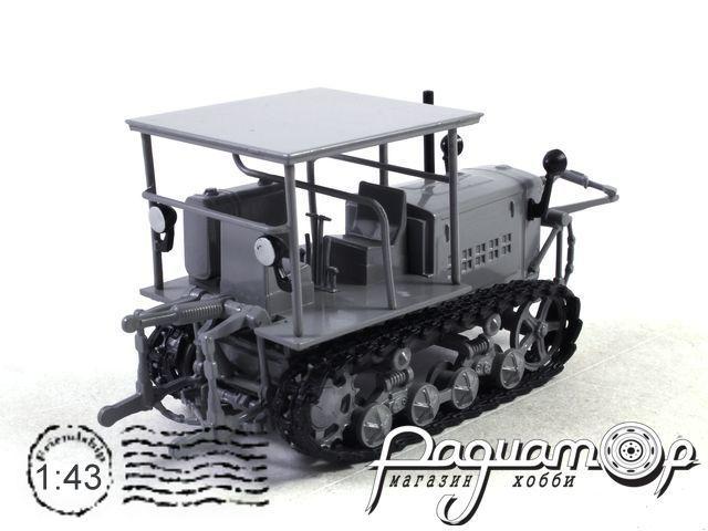 Тракторы №34, ДТ-57 (1962)