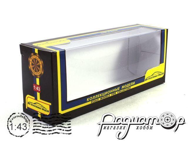 Коробка для моделей Агат с туристическим прицепом (185x50x70)