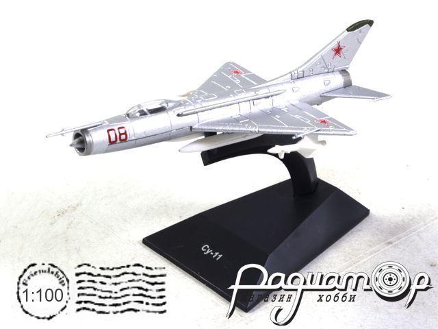 Легендарные самолеты №73, Су-11 (1962) 1:100 (i)