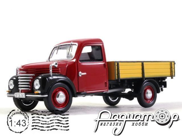 Framo V901 Pick-up (1957) IST034