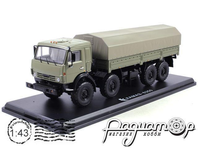 КамАЗ-6350 8х8 Мустанг (1998) SSM1240