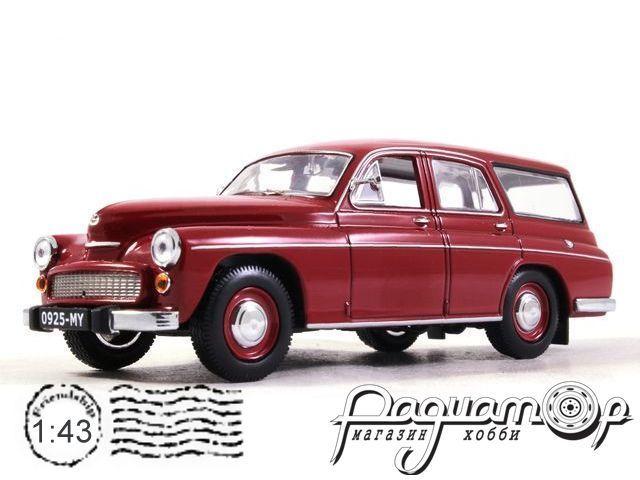 Warszawa 203 Kombi (1960) IST081 (PV)
