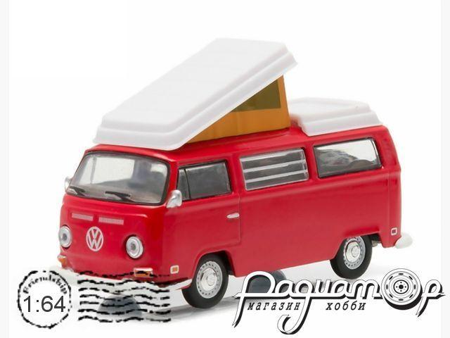 Volkswagen T2b Camper Van (кемпер) (1968) 29835
