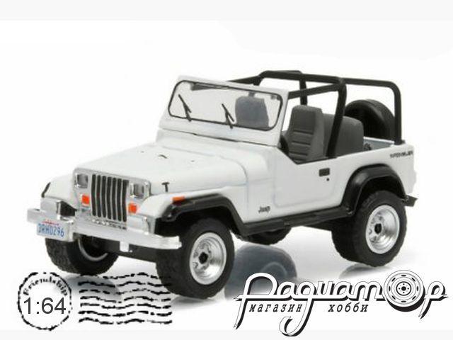 Jeep Wrangler 4x4 из к/ф