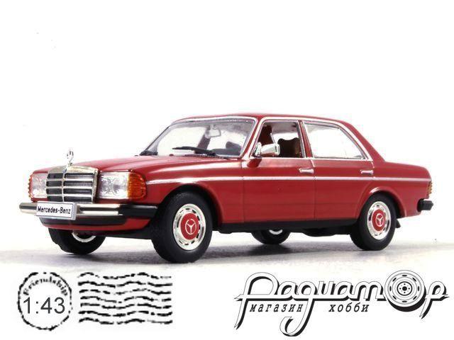 Mercedes-Benz 200D (W123) (1976) WB173
