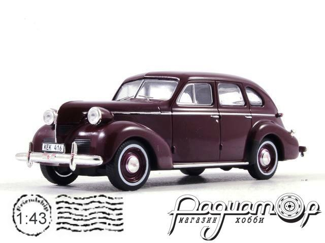 Volvo PV60 (1947) PRD436