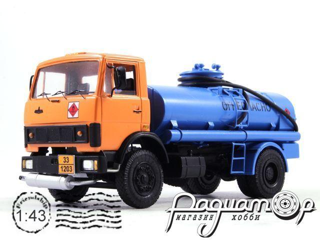 МАЗ-5337 АЦ-70 (1985) NIK030-B