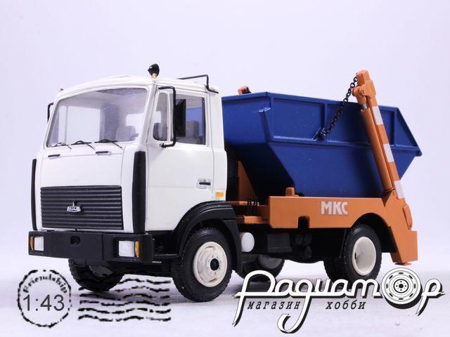 МАЗ-4570 МКС 3901 (2010) NIK009-B