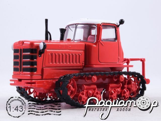 Тракторы №42, ДТ-75 М первого поколения (1964)