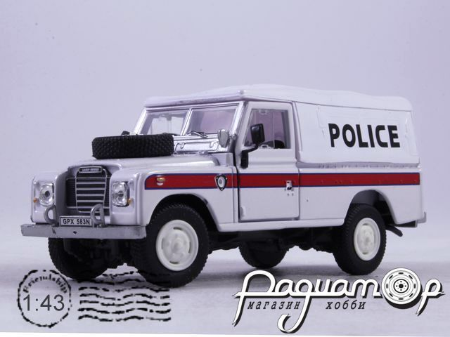 Land Rover Series III 109 Police (1983) 251288-P