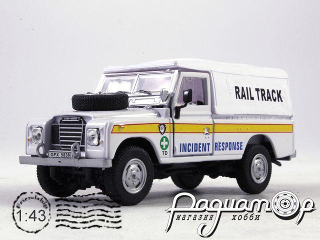 Land Rover Series III 109 Rail Track (1983) 251288-W
