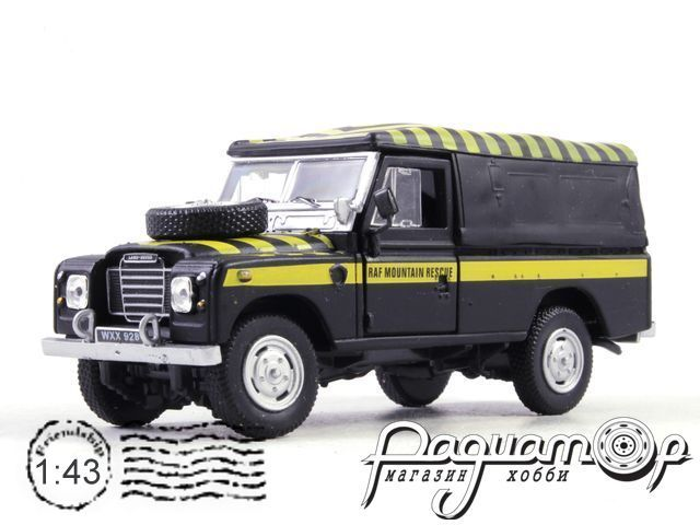 Land Rover Series III 109 Raf Mountain Rescue (1983) 251288-R