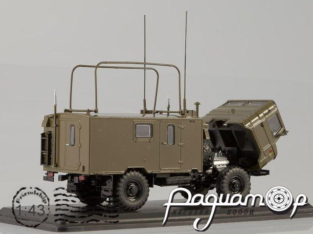 КШМ Р-142Н (66) Командно-штабная машина (1966) SSM1190