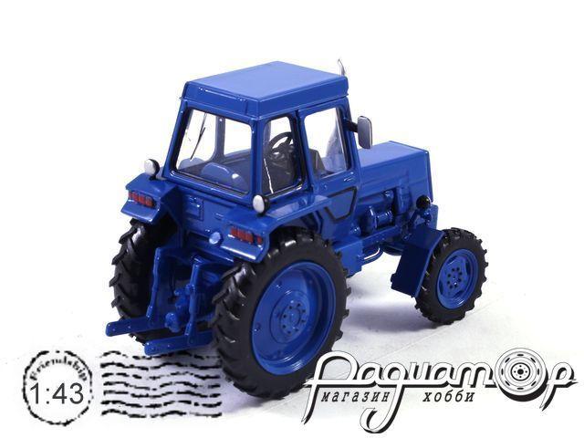 Тракторы №44, ЛТЗ-55А (1991)