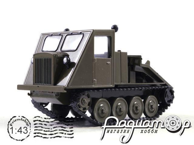 Тракторы №43, ТДТ-40 (1956)