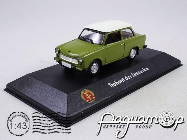 Trabant 601 Limousine (1963) 7230001