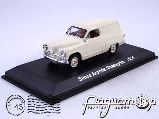 Simca Aronde Messagere (1954) V5205 (MM)