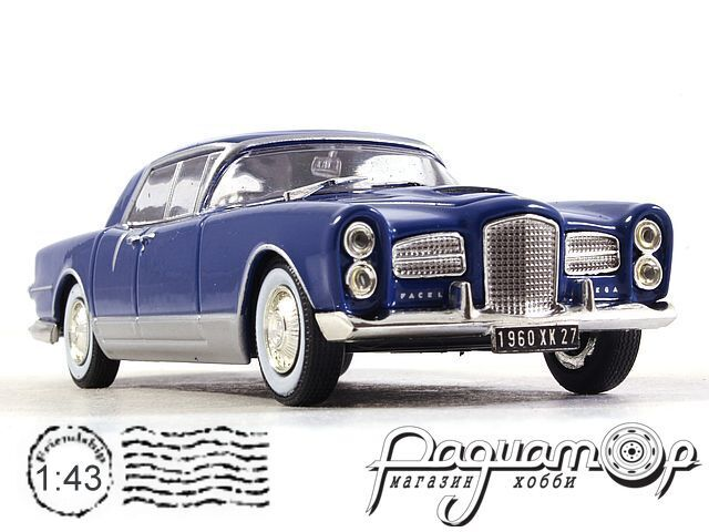 Facel Vega Excellence (1960) VF01