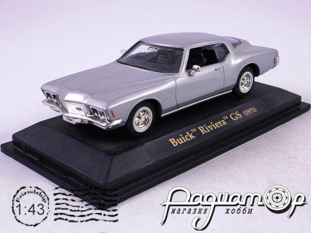 Buick Riviera GS (1971) 84243 (TI)