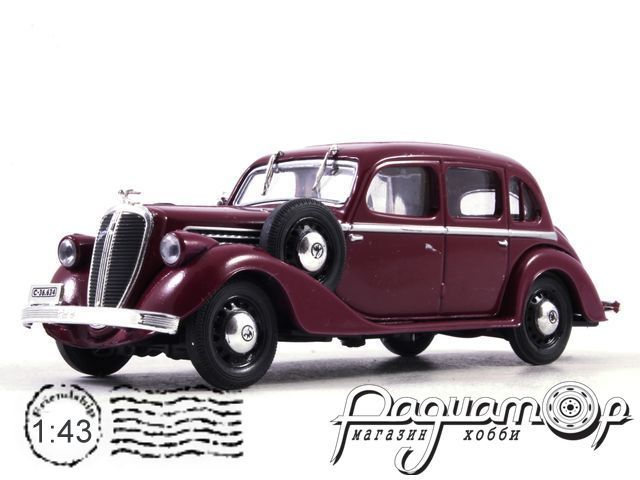 Skoda Superb 913 (1938) LS60
