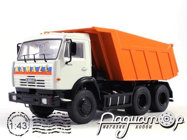 КамАЗ-65115 самосвал (2010) SSM1202