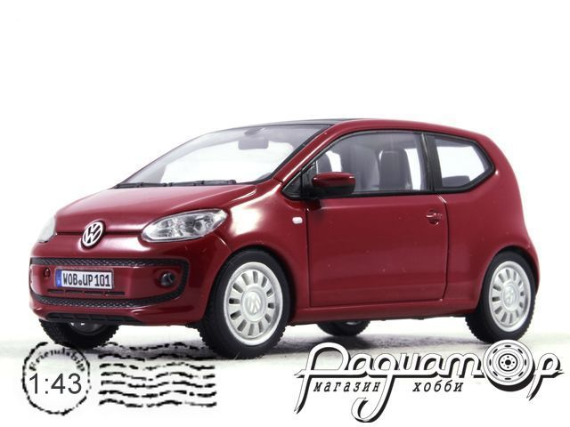 Volkswagen Up! 3-door (2011) 457723-R