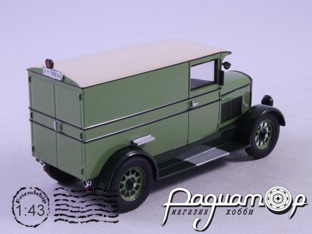 Phaenomen Granit 25 (1931) 11550 (Z)