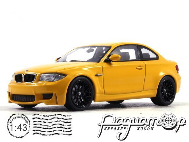 BMW 1er M Coupe (2011) 410020027