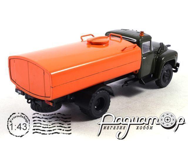 Автомобиль на службе №80 ЗиЛ-431410 (КО-003) поливомоечная (1987)